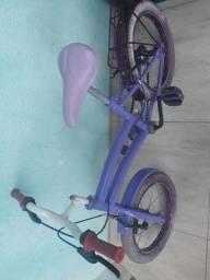 Bicicleta aro 16 reformada top 120,00