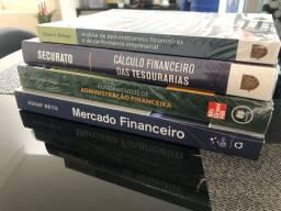 Livros -Mercado Financeiro.