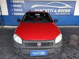 Fiat Strada working 1.4 flex completo+gnv 5geração2016