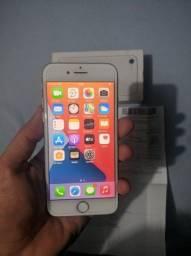 iPhone 8 64gb nota fiscal e completo na caixa