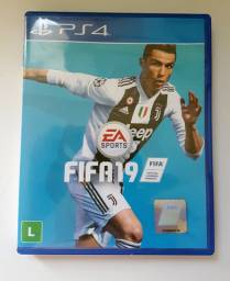 FIFA 19 (PS4) - mídia física - perfeito estado