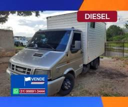 Vende Iveco Dayle 3510, Diesel, Baú, Ano 2006, Sete Lagoas, MG