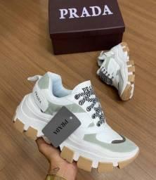 Título do anúncio: Tênis Prada Block