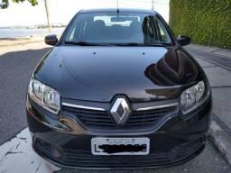 Renault Logan Expression 1.0 Única Dona 2016