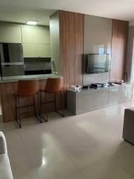 Apartamento à venda com 3 quartos sendo uma suíte . Duetto Boulevard. Jardim Icaray. Araça