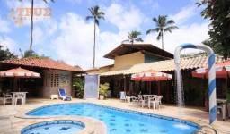 Pousada com 15 dormitórios para alugar, 750 m² por R$ 12.000,00/mês - Merepi II - Ipojuca/