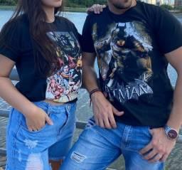 Camisetas da DC
