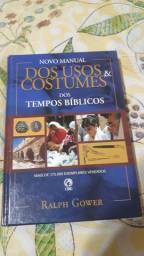 Novo manual dos usos e costumes dos tempos bíblicos CPAD
