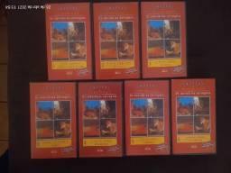 filmes e documentários VHS