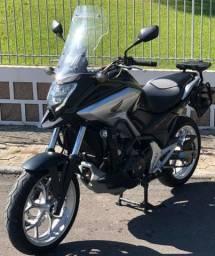 NC 750 2018 (Impecável vários acessórios bx km XT 660 Teneré GS 800 Gs 850)