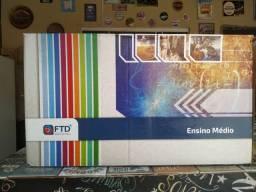 Livros 1° ano ensino medio FTD