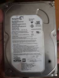 vendo hd 500 gb  seagate