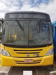 Título do anúncio: Vendo ou troco ônibus legalizado