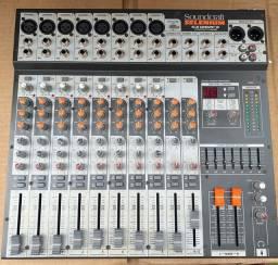 Mesa de som SoundCraft Selenium (Baixei pra Vender)
