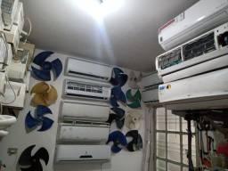 Compramos sucatas de ar condicionado