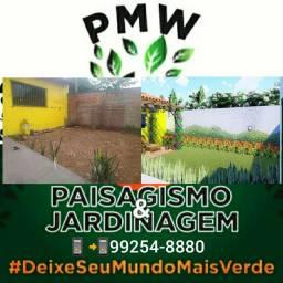 PMW Paisagismo & Jardinagem
