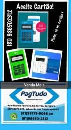 Maquininha Mercado Pago/Ton/Sumup