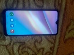 Celular Samsung A10s 32 gbs 4g vermelho metalico