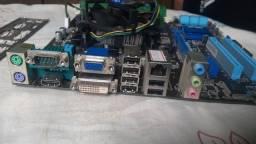 Kit i7 870, placa mãe Assus e 16 ram 1333ghz