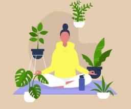 Instrutora de Yoga e Meditação
