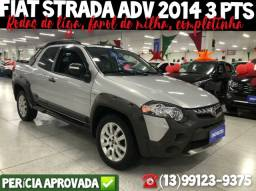 FIAT STRADA 2014 3 PORTAS