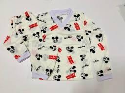 Pijama 06 anos, 8 peças