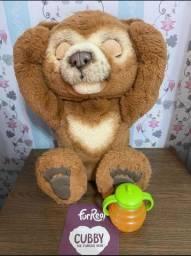 Furreal Cubby o urso curioso
