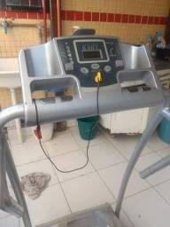 Vendo esteira elétrica vai até 100 kilos