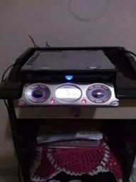 Sony 2 frentes cdx 857