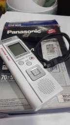 Gravador de voz Panasonic