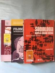 Livros de humanas