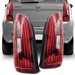 Lanterna Fiat Idea 2011/2014 Lado Esquerdo Rufato
