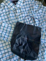 Camisa manga longa Tommy Hilfiger