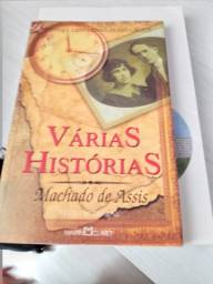 Livro - Várias Histórias