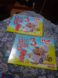 Livros inglês Fisk kids