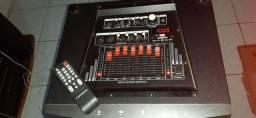 Caixa Amplificadora Mondial