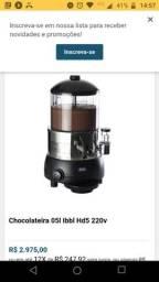 Título do anúncio: Máquina para chocolate quente