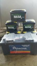 Bateria 150 Ampéres Nova 12 meses de garantia