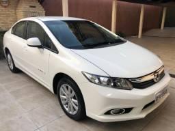 Civic LXS 1.8 Automático 2015 *Apenas 45 Mil Rodados e Ótima Procedência - 2015