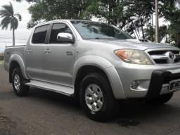 Toyota Hilux 3.0 SRV 4x4 Aut - 2007
