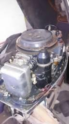 Motor de popa yamaha 55ae
