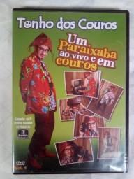 DVD Tonho dos Couros