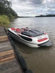 Vendo/troco Jet Boat Colunna versão Senna - 2005