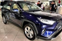Toyota RAV4 SX 2.5 Hybrid Automática 2019 - Concessionaria - 2017