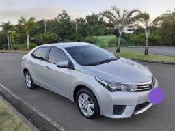Toyota Corolla GLI 2017, único dono, novíssimo - 2017