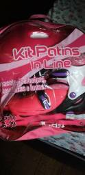 Kit Patins completo