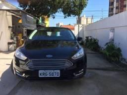Ford Focus 2.0 Hatch 2015/16 Titanium - Completão! Leia a descrição! CamposRJ - 2016