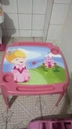 Mesa Infantil para Meninas