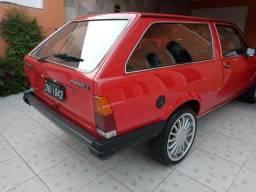 Parati placa preta - 1985