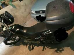 Vendo moto titam CG flex 2012 freio a disco - 2012